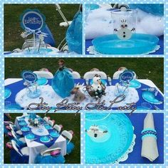 Frozen (Disney) Birthday Party Ideas | Photo 18 of 30
