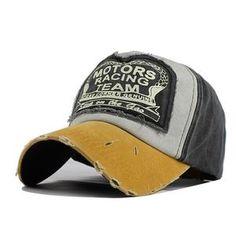 2019 Fashion NY Racing Hommes Boxed Snapback Trucker Hat Hip-Hop réglable Cap UK