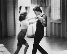 Dirty Dancing... my all time favorite