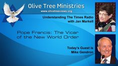 Nathan Jones, Understanding The Times, The Tribulation, When They Cry, World Economic Forum, Olive Tree, Pope Francis, Music Publishing, Pastor