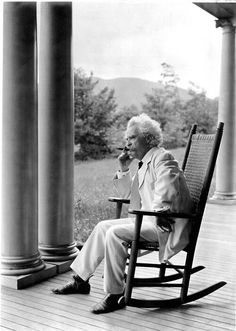 ''The secret of success is making your vocation your vacation.'' - Mark Twain.