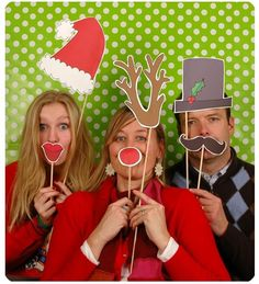 cute-christmas-photo-booth-props (1)