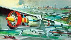 Dark Roasted Blend: Retro Future: Glorious Transportation Update