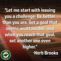 hockey quotes herb brooks - Google Search                                                                                                                                                     More