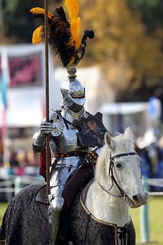Blacktown Medieval Fayre comes alive with medieval warriors and full tilt jousting. Medieval Knight, Medieval Fantasy, Dark Fantasy, Medieval Party, Knight In Shining Armor, Medieval Times, Renaissance Fair, Fantasy Weapons, Fantasy Inspiration