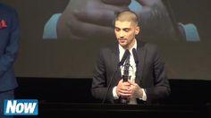 Zayn Malik Asian Awards 2015 gif ! My work.