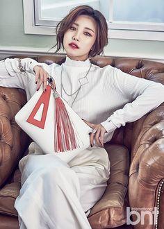bnt | 전효성 Jeon Hyosung