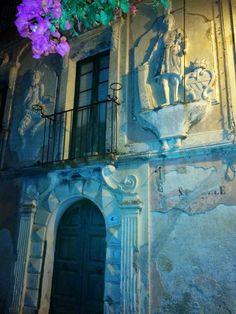 Palazzo barocco Caulonia superiore