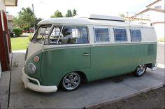 1966 VW Bus Westfalia