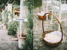 I cannot say it often enough: It's about the details. #rusticweddings