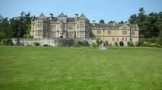 Stokesay Court, Shropshire was the Victorian Mansion, home to Briony and Cecilia in the movie Atonement