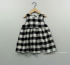 Demar Gingham Dress (2C)