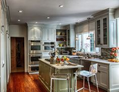 11x14 kitchen doesn't mean small