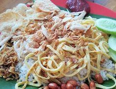 Nasi Gemuk - Makanan Khas Jambi