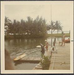 Miami Seaquarium Photo (1960's)