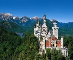 Bavaria, Germany  I would love to go back....