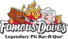Image result for famous dave's