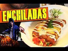 ▶ Enchilada Recipe | The Vegan Zombie - YouTube