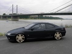 Peugeot 406 Coupe | Tuning Rendering