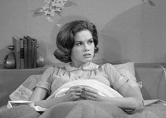 Mary Tyler Moore as 'Laura Petrie' in The Dick Van Dyke Show (1961-66, CBS)