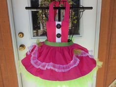 Lalaloopsy Jewel Sparkles inspried childs apron by Josettesaprons, $30.00