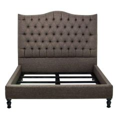 Nicole Tufted Bed Frame