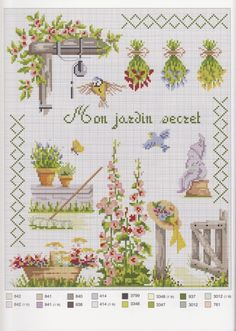 Gallery.ru / Фото #62 - ****autour du jardin***** - celita