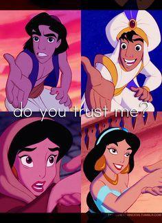 Aladdin ❤