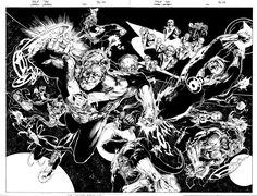 Green Lantern 40 first look... by JonathanGlapion