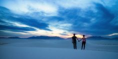 New Mexico's White Sands National Monument is an unexpected paradise