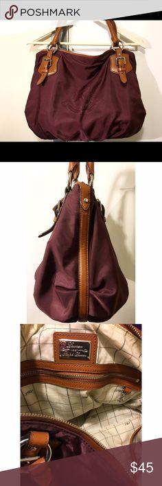 Nylon Ralph Lauren Tote Gorgeous barely used Ralph Lauren tote Bag!   COLOR-Deep 455d03e15018d