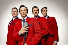 Jersey Boys    Foto: Carli Hermès