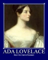 Ada Lovelace, computer pioneer Ada Lovelace, Warehouse 13, Mona Lisa, Education, News, Teaching, Training, Educational Illustrations, Learning