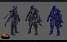 ArtStation - Destra and cute guys - Battle Chasers, Volodya Liubchuk Game Character, Character Concept, Character Design, Battle Chasers, Texture Painting, Fantasy World, Cute Guys, Beautiful Creatures, All Art