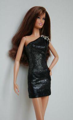 Nenca - zberateľské barbie a tvorba: Barbie Basics 001