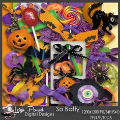 So Batty 12x12