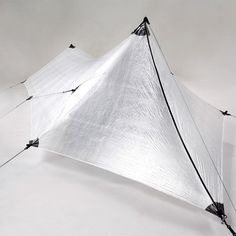 Echo II Ultralight Shelter System  Don't carry weight with you! Camping is hard enough...