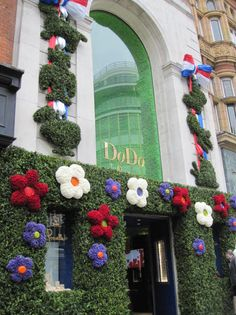 DoDo's Chelsea in bloom floral display!