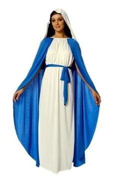 Womans Virgin mary Christmas Costume standard size The Dr... https://www.amazon.co.uk/dp/B00AKFZJCO/ref=cm_sw_r_pi_dp_x_ql9ryb6Z1ANG1