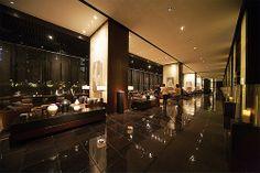 上海璞麗酒店 1F 酒吧/大廳