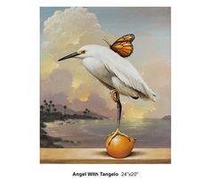 Kevin Sloan, magic realism painter