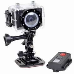 Astak Actionpro Cm-7200 5mp 1080p Hd Sports Action Waterproof Digital Camera/camcorder W/mini-hdmi & Microsd Slot by Action. Save 52 Off!. $143.60. The CM-7200 features a 5.0 megapixel CMOS Sensor and lets you record videos in 1080p high definition. With the 170° wide angle lens, you won't miss an inch of the excitement. Plus, it's waterproof at up to 180-feet. Simply put the camera in the waterproof case and record while surfing or swimming. This sleek device has a built-in voice recording…
