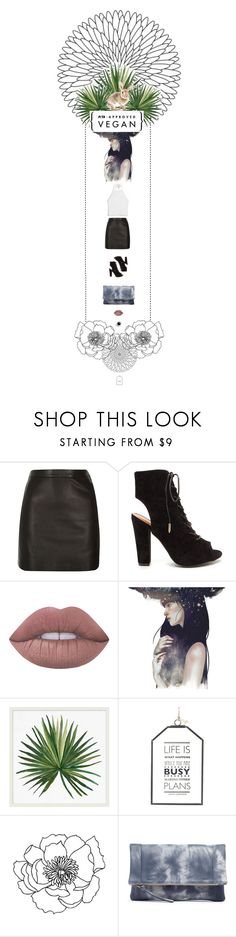 """""""Laced"""" by fashion-frugavore ❤ liked on Polyvore featuring River Island, Lime Crime, Pottery Barn, Parlane, Sole Society and Monki"""