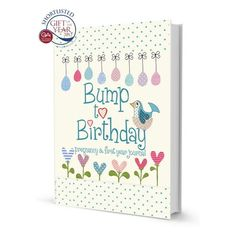 Bump to Birthday is a beautifully designed, colour illustrated, combined pregnancy and first year baby journal – which will inspire any parent-to-be to capture the unique story of the journey of pregnancy and baby's precious first year.