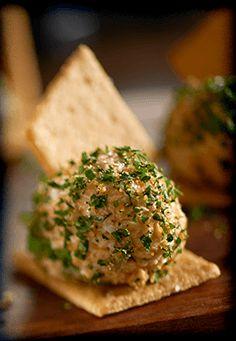 Nacho Cheese Balls.