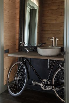 velo interieur sdb house party modle architecture shelter poudre