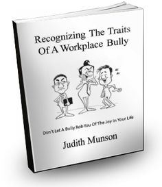 """Workplace Intimidation 