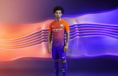 Terceira camisa do Manchester City 2016-2017 Nike