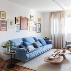 Oppa Design, Living Room Decor, Living Spaces, Dining Room, 70s Decor, Home Decor, Sala Grande, Loft Studio, Room Interior