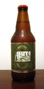 strawberry Abita beer